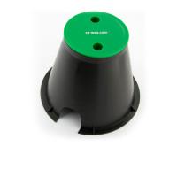 CS Ventilbox, Verteilerkasten rund, 170 mm der...