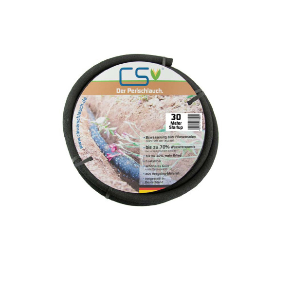 CS Perlschlauch Startup 30m
